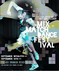 4th MixMatch Dance Festival - 2010