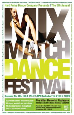 5th MixMatch Dance Festival - 2011