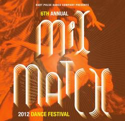 6th MixMatch Dance Festival - 2012