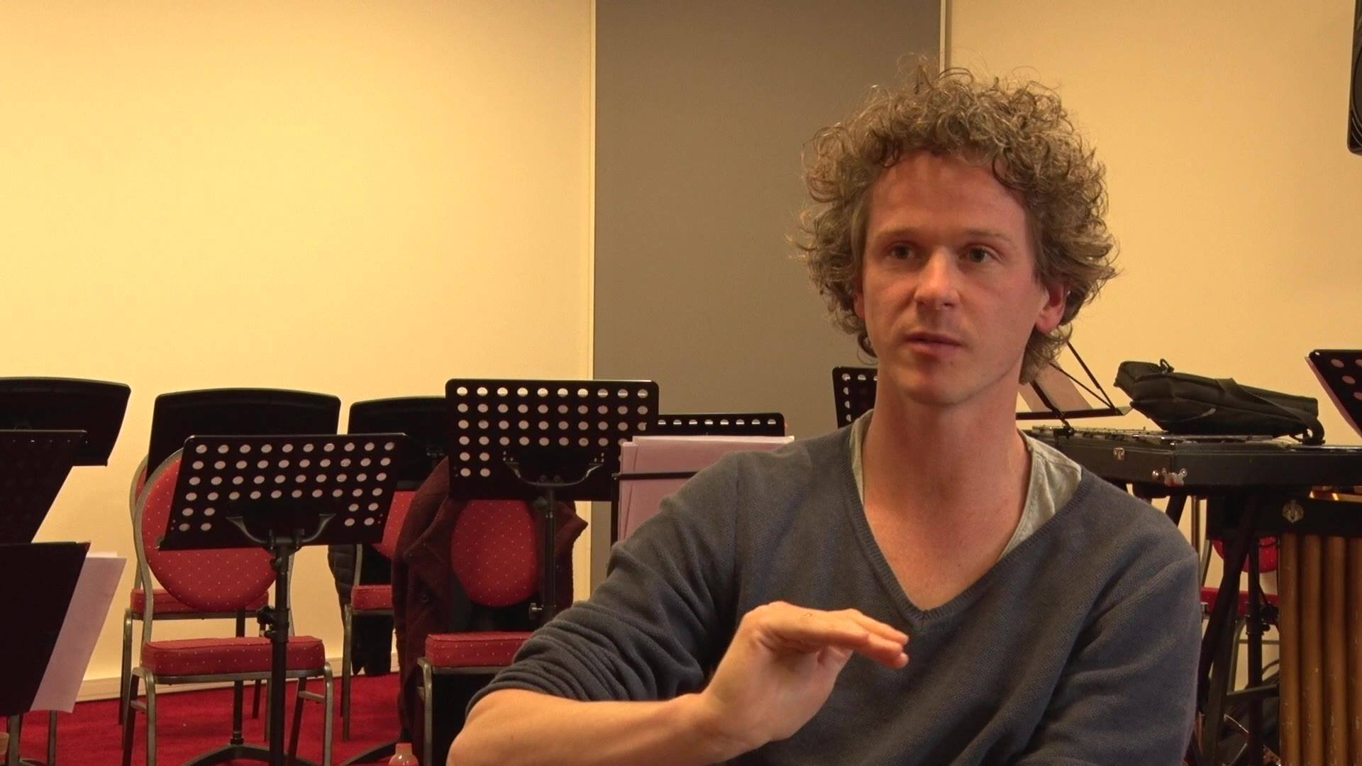 Interview with Peter Vigh, creation of TOTALITER ALITER