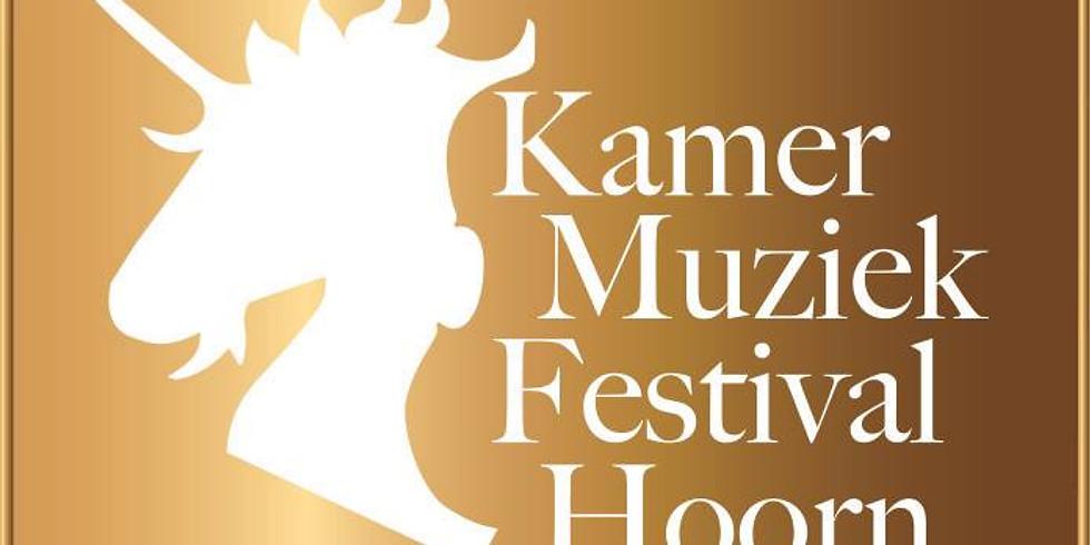 KAMERMUZIEKFESTIVAL HOORN - Cancelled due to Covid-19