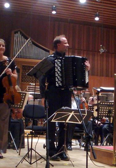 With Presidential Symphony Orchestra, Ankara -TR