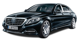 PNGPIX-COM-Mercedes-Maybach-S600-Black-C