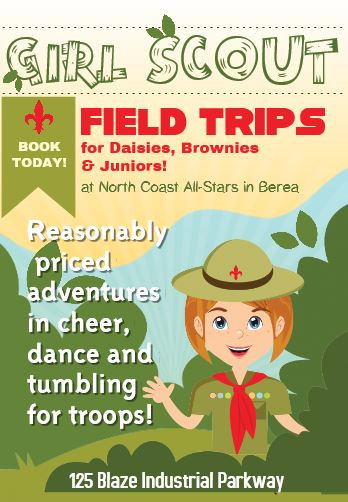 Click for Girl Scout Field Trip Details