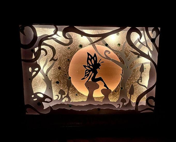 Shadox Light Box - Fée des Bois