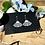 Thumbnail: Boucles d'oreilles Dentelle de Papier - Éventail