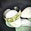 Thumbnail: Bracelet Jonc Acier et Papier - Jungle
