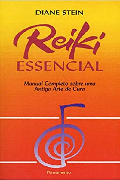 Livro Reiki Essencial