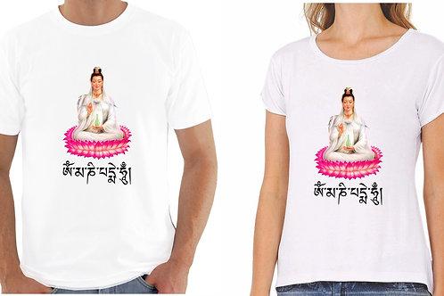 Camisa Kuan Yin (masc / femin)