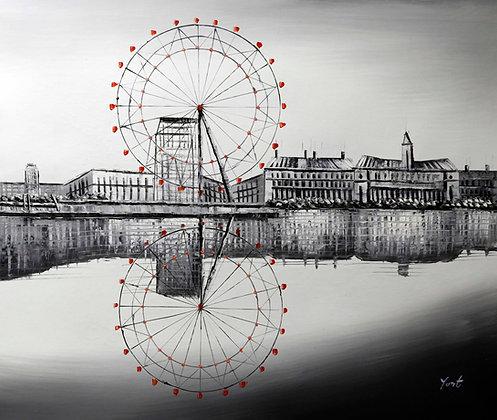 London - Thames and London Eye
