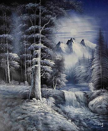 Forest Falls Full Moon