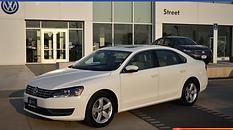 Certified Pre-Owned 2013 Volkswagen Pass