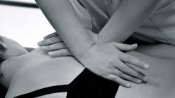 Manipulation ostéopathie