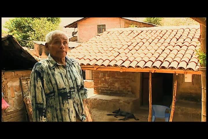 Gracias techos María+Misión Jesús María, Nayar.