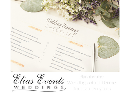 Wedding Planning Checklists