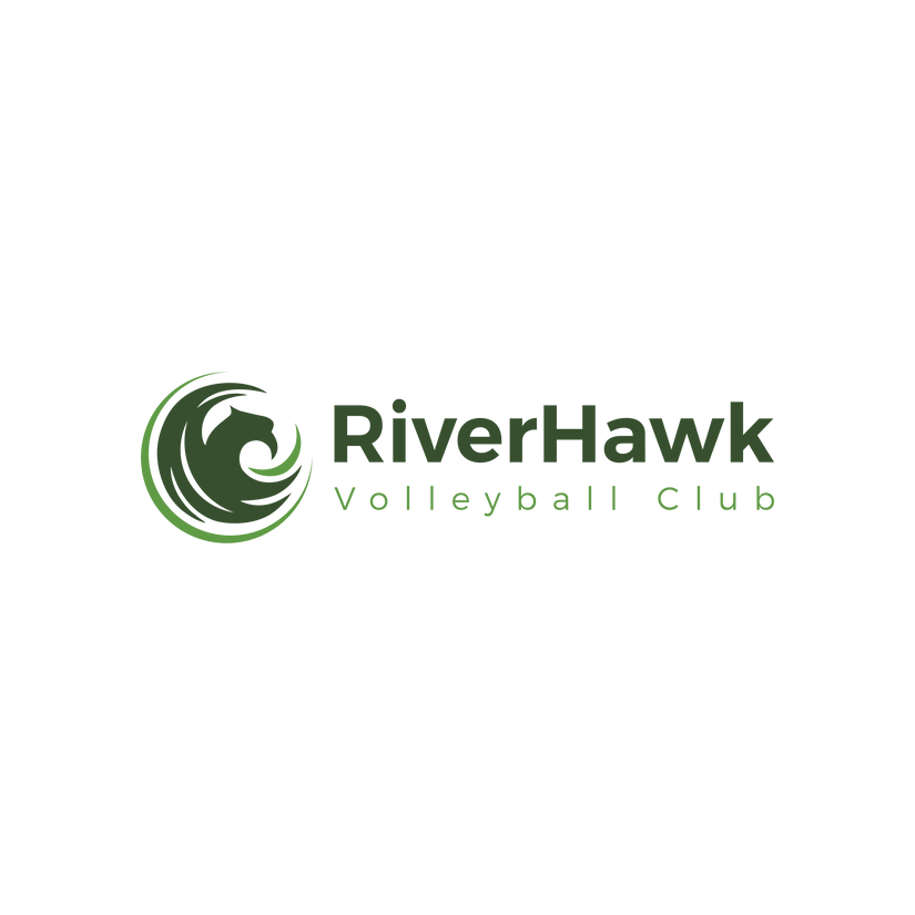 23120_RiverHawk Volleyball Club_Logo_SP_