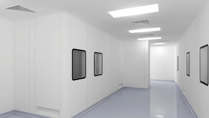 Turnkey Modular Cleanroom Solutions | Design & Build