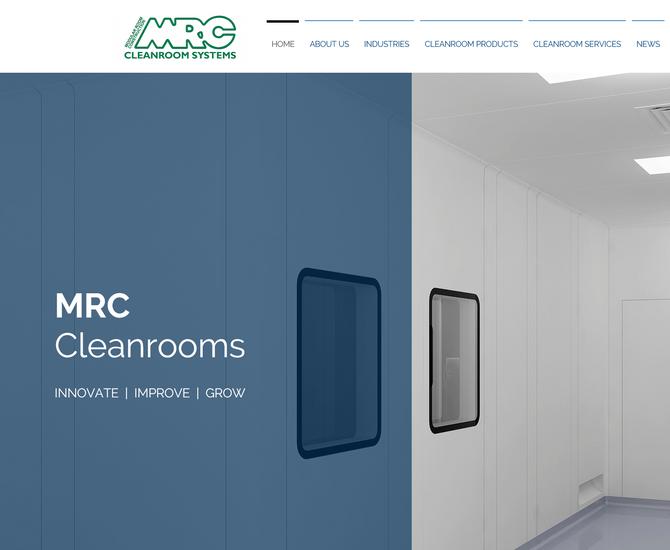 MRC New Website