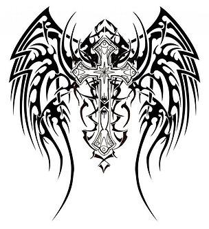 Celtic Wing Cross