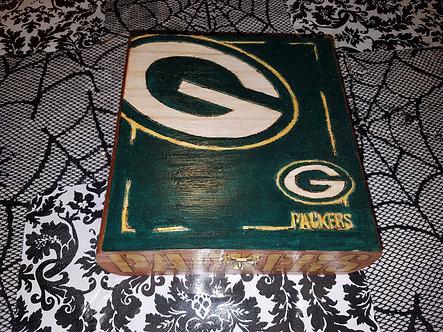 Green Bay Packers  KeepSake Box
