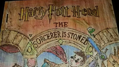 Harry Pott Head Stash Box