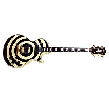 Zakk Wylde Bullseye Gibson LesPaul