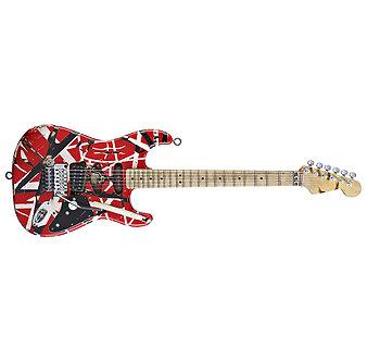 Eddie VanHalen Frankenstein Guitar
