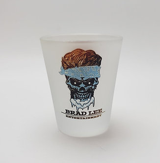 BLE Fire & Ice shot glass