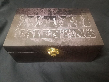 Kickin Valentina Stash Box