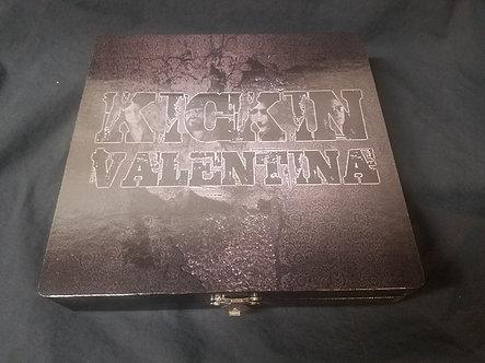 Kickin Valentina Cigar Box