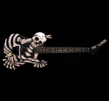 George Lynch Skeleton J.Frog Guitar
