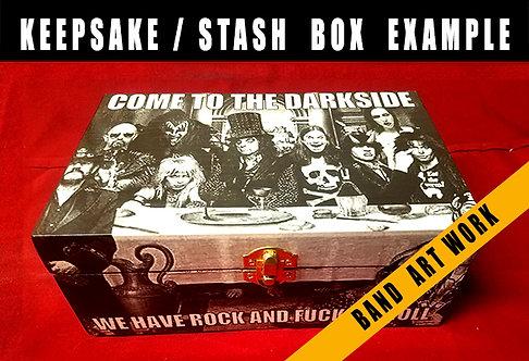 Keepsake / Stash Box