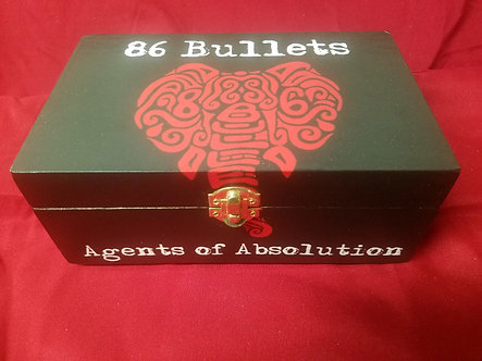 Agents of Absolution stash box