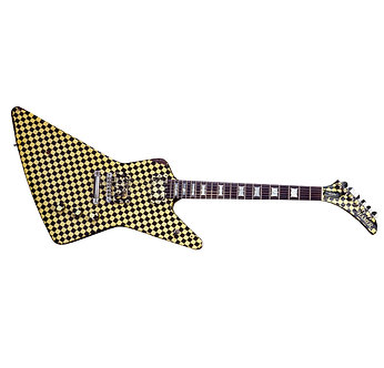 Rick Neilson Checkerboard Guitar