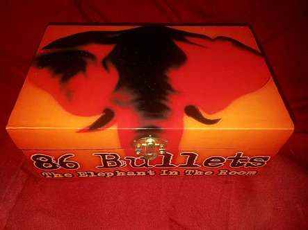 The Elephant In The Room stash box