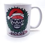 BLE Christmas coffee mug