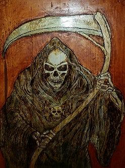 Grim Reaper Cabinet