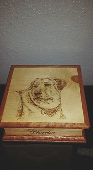 Your Pets Keepsake Box