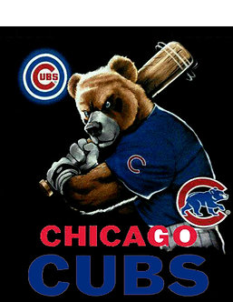 Chicago Cubs - Up to bat