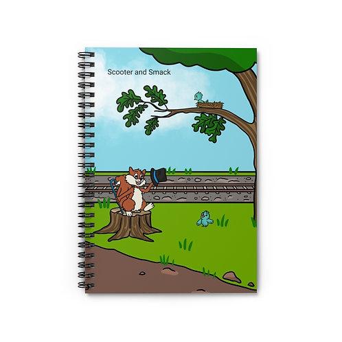 Spiral Notebook - Ruled Line