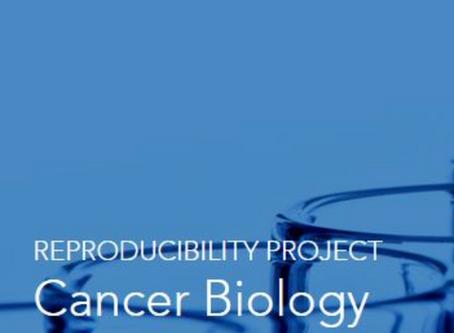 O Reproducibility Project: Cancer Biology e o que podemos aprender com ele