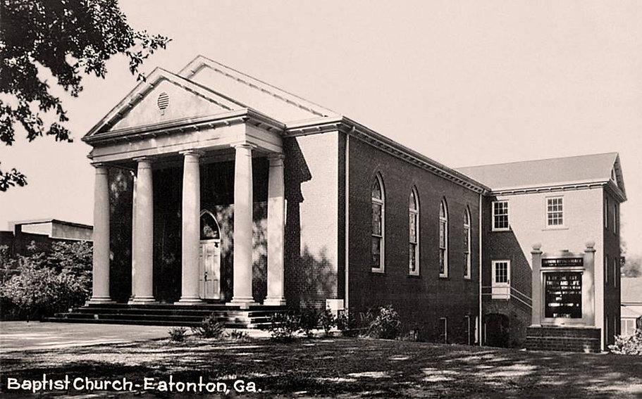 1st Baptist   1960s     77548_n.jpg
