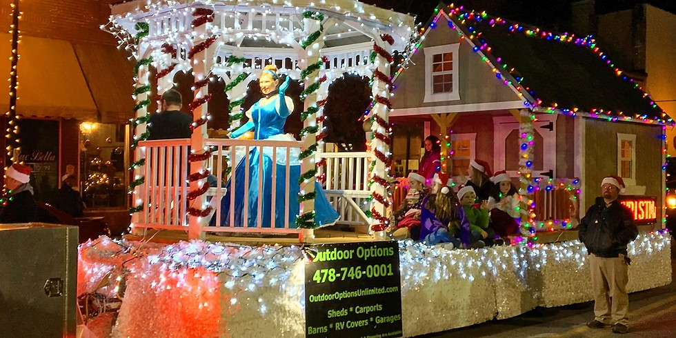 Light Up The Night Holiday Parade