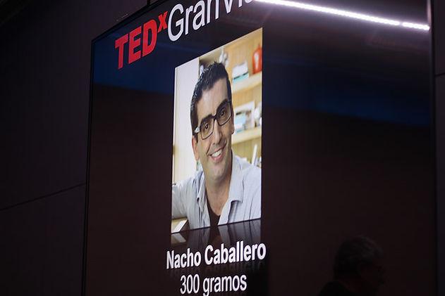 TEDx Gran Vía. Storytelling de Nacho Caballero