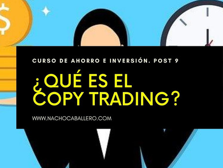 CURSO GRATIS DE AHORRO E INVERSIÓN 9: aprende a invertir como un experto con eToro.