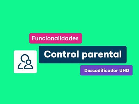 EL PIN PARENTAL COMO MANDO A DISTANCIA. Storytelling sobre paternidad responsable.