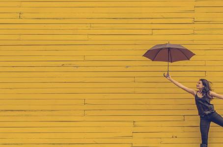 Tiempo de paraguas