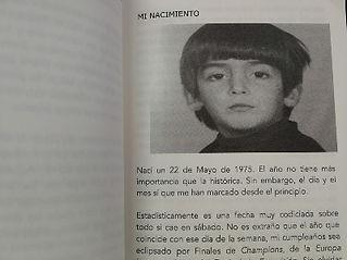 Fragmento de NO SOY EL TÍPICO. De Nacho Caballero