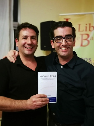 Javier Caballero y Nacho Caballero