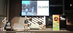 Storytelling con Nacho Caballero en el Campus Google de Madrid